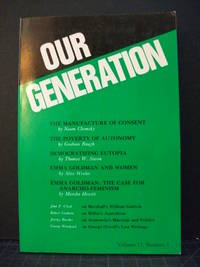 Our Generation Vol. 17, Number 1