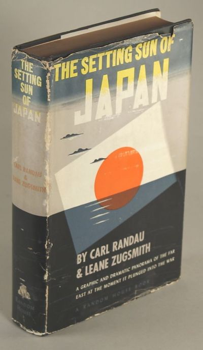 New York: Random House, 1942. Octavo, map endpapers, cloth. First edition. A survey of the situation...