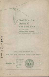 CHECKLIST OF THE GRASSES OF NEW YORK STATE