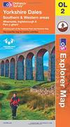 image of Yorkshire Dales (OS Explorer Map)