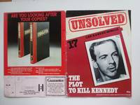 image of Unsolved: Voume 2 Issue 17 1984: Lee Harvey Oswald the plot to kill Kennedy