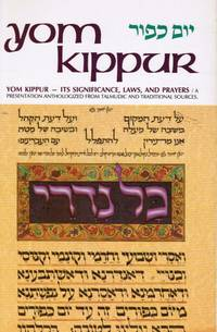 image of Yom Kippur: its Significance Laws and Prayers