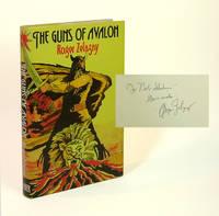 THE GUNS OF AVALON. Signed