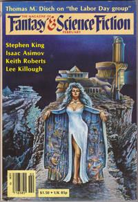 The Magazine of Fantasy & Science Fiction, February 1981 (Vol 60, No 2)