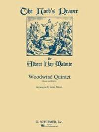 image of The Lord's Prayer: Woodwind Quintet