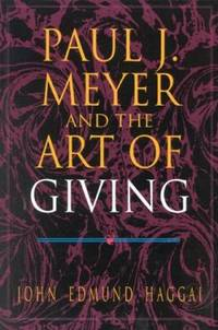 image of Paul J. Meyer and the Art of Giving