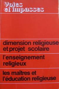 Voies et impasses (French Edition)