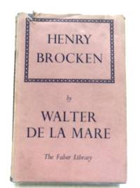 image of Henry Brocken: His Travels And Adventures In The Rich, Strange, Scare-Imaginable Regions Of Romance