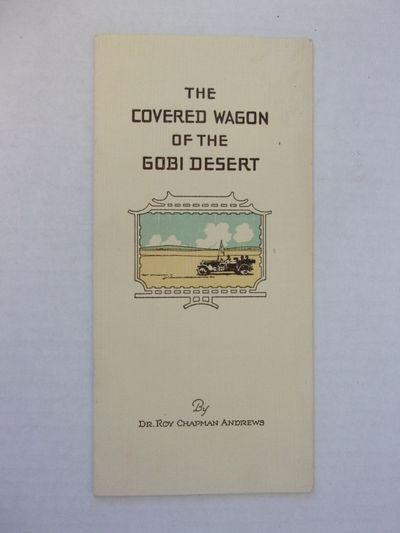 THE COVERED WAGON OF THE GOBI DESERT