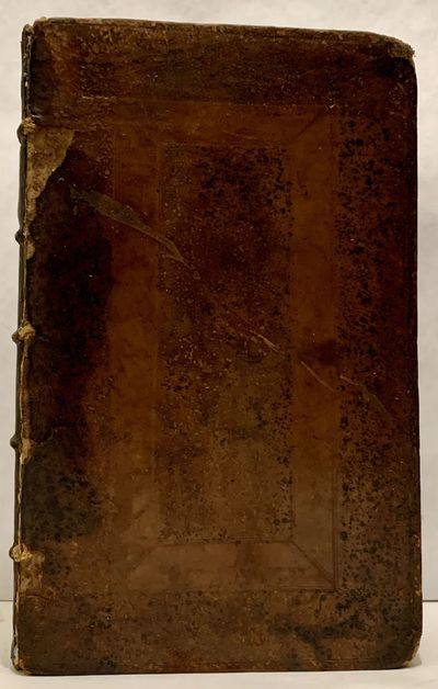 London: Charles Bill, 1701. First edition. leather_bound. Contemporary full cambridge style brown ca...