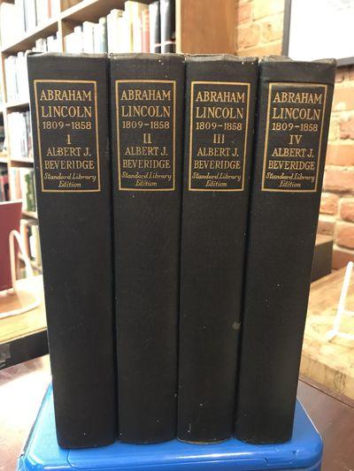 Houghton Mifflin, 1928-01-01. Hardcover. Good. 4 volume set bound in black cloth. Few bumped corners...