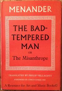 The Bad-Tempered Man by  P Vellacott - Hardcover - 1960-01-01 2019-08-23 - from Resource for Art and Music Books (SKU: SKU1001490)