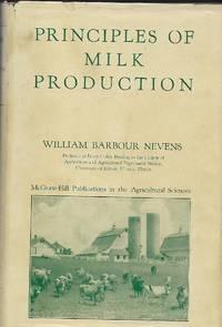 PRINCIPLES OF MILK PRODUCTION