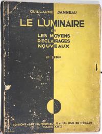 image of Le Luminaire et Les Moyens d'Eclairages Nouveaux, 2e Série.  Volume II only