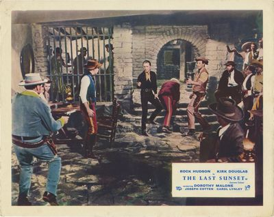London: Unviersal International Pictures, 1961. Collection of 5 vintage full-color still photographs...