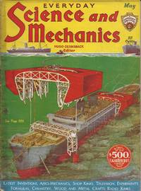 image of Everyday Science and Mechanics; May 1932, Vol. 3, No. 6