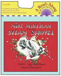 image of Mike Mulligan and His Steam Shovel (With CD)