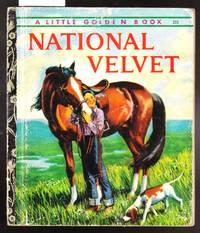 image of National Velvet - A Little Golden Book No.233