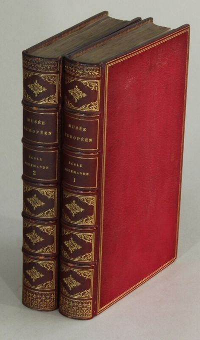 Paris and London: Audot and Bossange, Barthes, and Lowell, 1830. 12mo, 2 vols only (of an eventual 1...