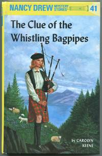 The Clue of the Whistling Bagpipes (Nancy Drew Mystery Stories, 41)