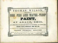 image of American Commercial Advertising - Ohio Fire and Water-proof Paint