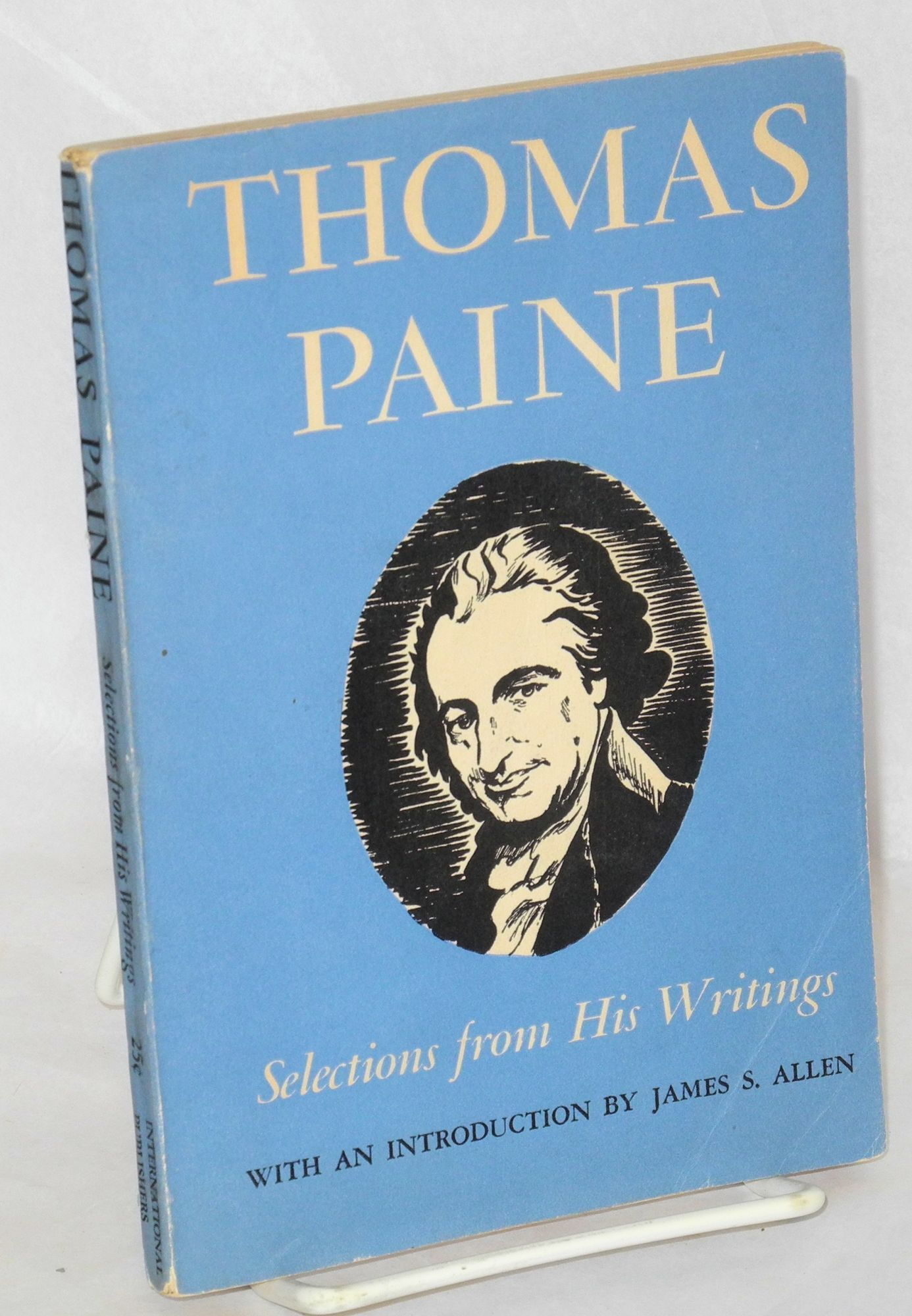 an introduction to the background of thomas paine In common sense, thomas paine used several arguments to convince his readers of the need to rebel against english rule he used this pamphlet as a medium to present not only facts, but shared points of view between the patriot colonists it is said that it is in our human nature to form.