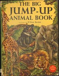 image of THE BIG JUMP-UP ANIMAL BOOK