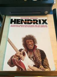 image of Hendrix: Radio One. Authoritative Transcriptions for Guitar, Bass, and Drums