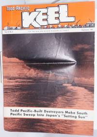 image of Todd-Pacific Keel: For The Men And Women Workers Of Todd's. Vol. IV No. 4 (September 1944)