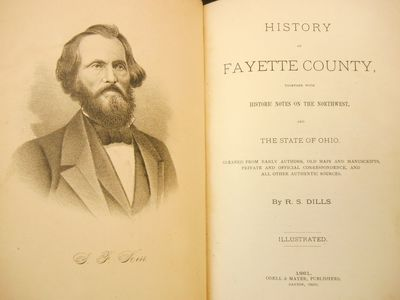 Dayton, Ohio: Odell & Mayer, 1881. First Edition. Cloth. Very good. Octavo size, 1039 pp. The first ...