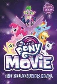image of My Little Pony: The Movie: The Deluxe Junior Novel (Beyond Equestria)