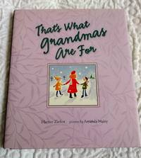 image of THAT'S WHAT GRANDMAS ARE FOR