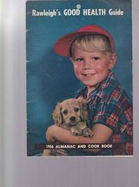 image of RAWLEIGH'S GOOD HEALTH GUIDE 1956 ALMANAC AND COOK BOOK