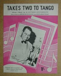 Takes Two To Tango. by  Al & Dick Manning. Words & Music By Hoffman - Paperback - 1952 - from N. G. Lawrie Books. (SKU: 42975)