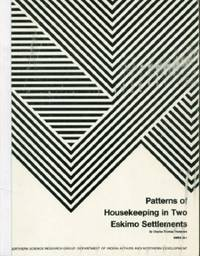 image of Patterns of Housekeeping in Two Eskimo Settlement