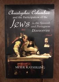 image of Christopher Columbus and the participation of the Jews in the Spanish and Portuguese discoveries