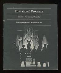 Educational Programs: October/November/December [1969] [includes schedule  and program notes for the Museum's retrospective of the films of Fritz  Lang]