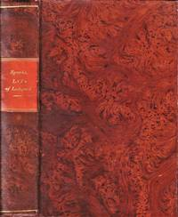 Memoirs of the life and travels of John Ledyard from his journals and correspondence. by  John)  Jared (Ledyard - First Edition - 1828 - from Paul Haynes Rare Books (SKU: biblio128)