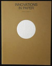 image of Innovations in Paper, vol. 4 no. 2 [Kozo Furuta]