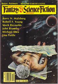 The Magazine of Fantasy & Science Fiction, December 1980 (Vol 59, No 6)