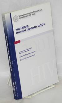 image of HIV/AIDS annual update 2001 incorporating the proceedings of the 11th annual Clinical Care eOptions for HIV Symposium, Laguna Niguel, CA, May 31 - June 3, 2001