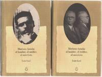 Mariano Azuela: El Hombre, El Médico, El Novelista, 2 Tomos by  Mariano; Selección Y Prólogo De Luis Leal Azuela - Paperback - 2001 - from Aardvark Book Depot (SKU: 24860)