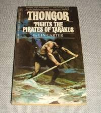 image of Thongor fights the pirates of Tarakus
