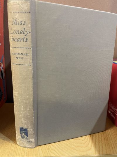 New York: Greenberg, 1933. First Edition, Third State. Hardcover. Octavo, 213 pages; VG/none; Olive ...