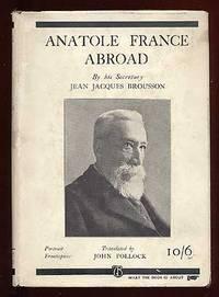 Anatole France Abroad