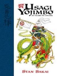 image of Usagi Yojimbo: 35 Years of Covers