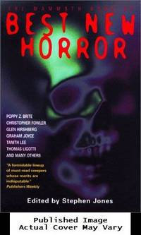 image of Best New Horror (Mammoth Book  of Best New Horror)