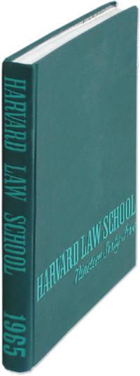 Harvard Law School Yearbook 1965