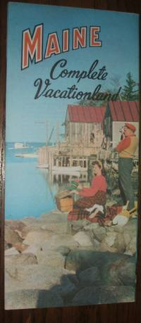 image of Maine Complete Vacationland