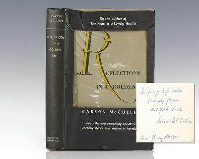 Boston: Houghton Mifflin Company, 1941. First edition of the author's classic work. Octavo, original...